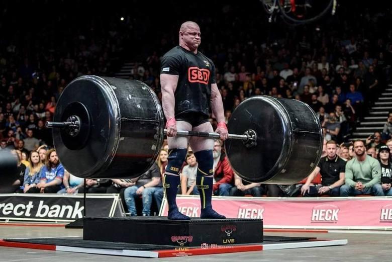 Mateusz Kieliszkowski, strongman z Chlebowa (gmina Maszewo) ma na koncie wiele sukcesów, ale wciąż walczy o swój pierwszy tytuł mistrza świata.