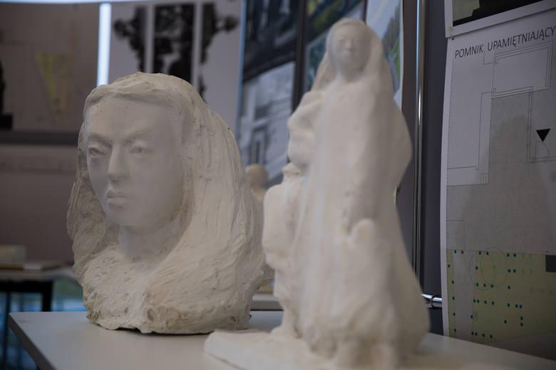 Tak wygląda zwycięska koncepcja pomnika Bohaterskiej Matki Sybiraczki. Ma stanąć na terenie powstającego właśnie Muzeum Pamięci Sybiru przy ul. Węglowej