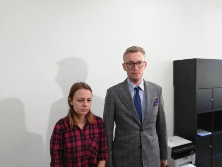 Karolina Góral - żona Dariusza Górala i jej pełnomocnik apelują o pomoc w poszukiwaniach zaginionego