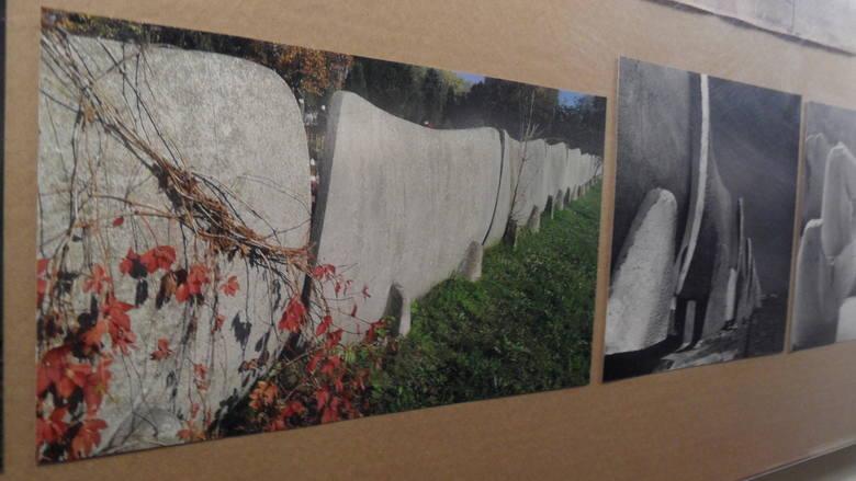 Ogrodzenie cmentarza komunalnego w Tychach-Wartogłowcu