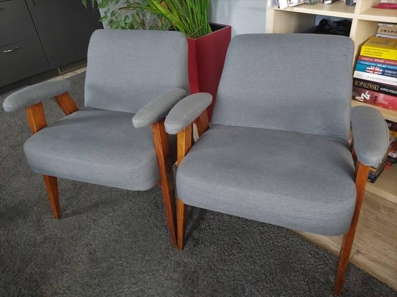 Fotel 366 ChierowskiegoTen kultowy fotel z PRL-u produkowany był od lat 60. do lat 80. Zaprojektował go Józef Chierowski. Mebel jest bardzo wygodny i