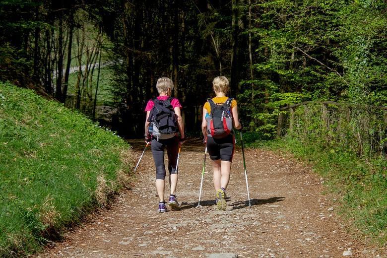 Rajd Nordic Walking w Sadowiu i Opatowie. Zaprasza Lokalna Grupa Działania