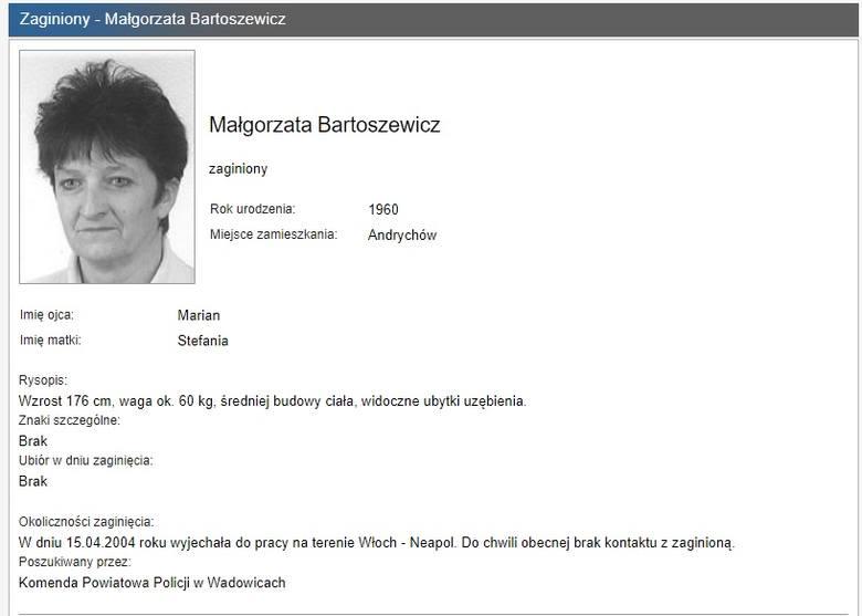 Zaginieni z Małopolski 2019. Pomóż w poszukiwaniach! [ZDJĘCIA, RYSOPISY]Być może kogoś widziałeś? Sprawdź zaginionych z Małopolski, udostępnij galerię