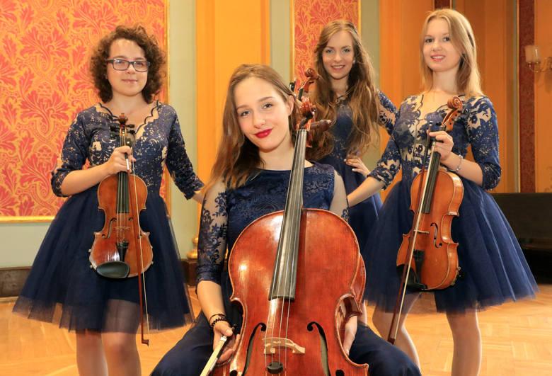 Kwartet infinito wystąpi w Toruniu