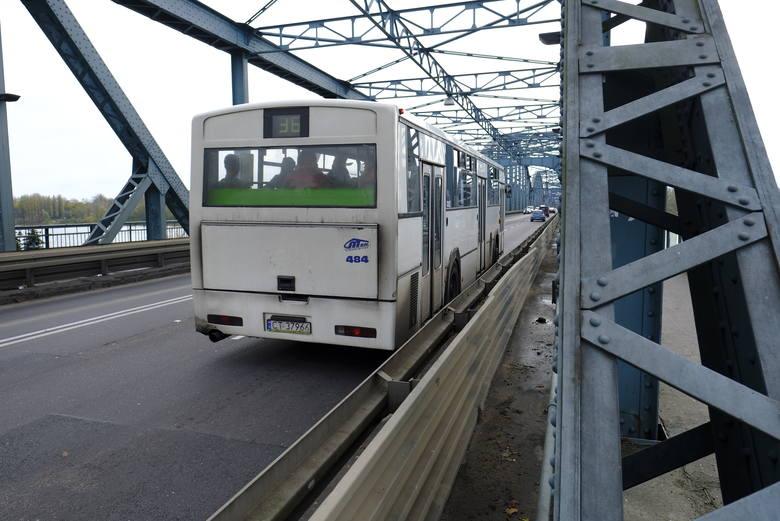 Rozpoczęcie remontu mostu im. Piłsudskiego w Toruniu planowane jest na przyszły rok