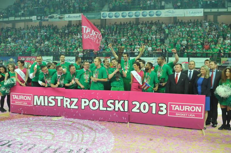 Jeeeeest! Nasi chłopcy są mistrzami Polski!