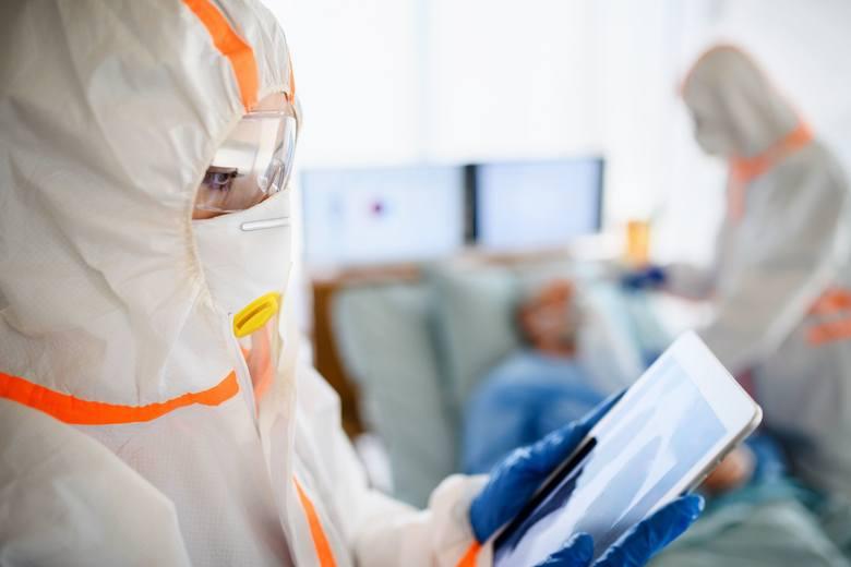 Do 31 wzrosła liczba ofiar koronawirusa na Podkarpaciu. W szpitalu w Łańcucie zmarła 80-latka [PIĄTEK, 15 MAJA]