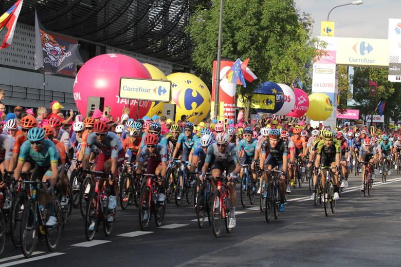 Tour de Pologne 2019. Trzeci etap. Tragedia na trasie, Holender najszybszy w Zabrzu [RELACJA]