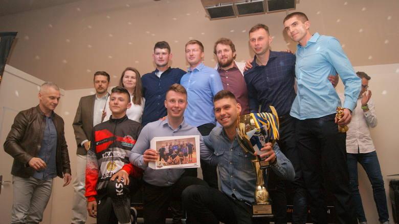 Gala rozdania nagród Skierniewickiej Ligi Siatkówki 2019 [ZDJĘCIA, FILM]
