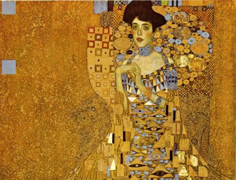 Gustaw Klimt: Portret Adeli Bloch Bauer