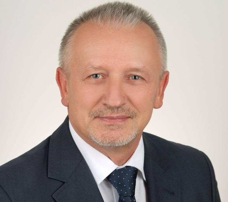 Grzegorz Domański, nowy wójt Rudnik