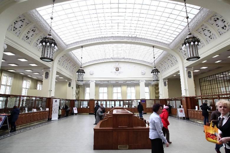 Pierwszy oddział PKO w Łodzi na sprzedaż! Bank pozbywa się nieruchomości [zdjęcia]