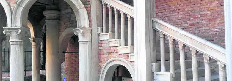 Weneckie zaułki kryją wiele tajemnic