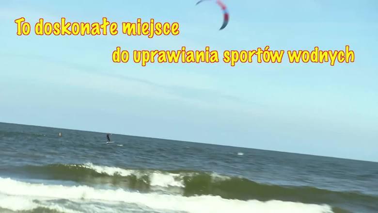 Wypoczynek nad morzem niejedną ma zaletę! Dlaczego wczasy nad Bałtykiem są zdrowe WIDEO