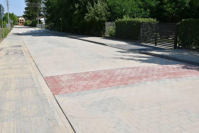 Brok. Ulica Mickiewicza przebudowana. To część dużej inwestycji drogowej