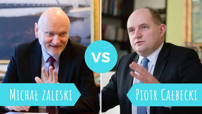 Bierzemy pod lupę majątek prezydenta Torunia Michała Zaleskiego oraz marszałka województwa Piotra Całbeckiego. Kto zgromadził więcej pieniędzy? Kto jeździ