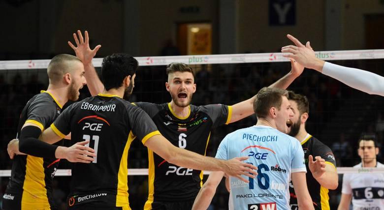 PGE Skra Bełchatów w poniedziałek zapewniła sobie miejsce w fazie play-off PlusLigi.