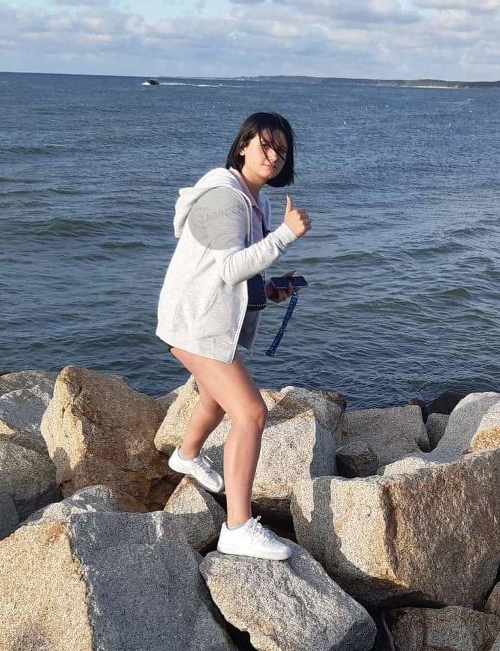 Zaginęła 16-letnia Nicola Sobota z GliwicZobacz kolejne zdjęcia. Przesuwaj zdjęcia w prawo - naciśnij strzałkę lub przycisk NASTĘPNE