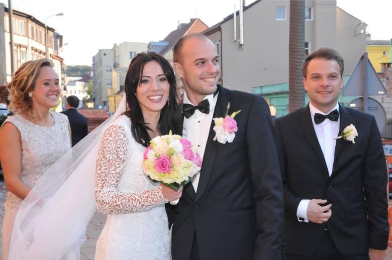 Towarzyszyliśmy Marice podczas ślubu.