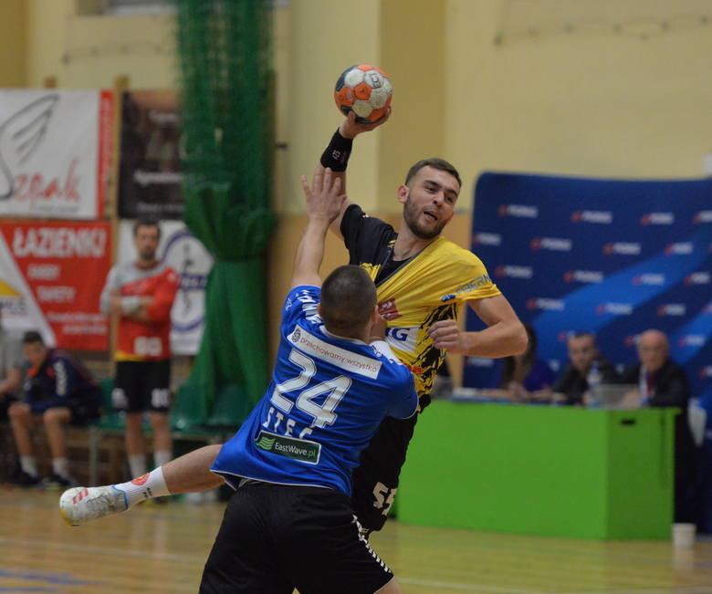 1 liga piłkarzy ręcznych gr. C. Czuwaj Przemyśl nie miał litości dla KSSPR Końskie i pewnie wygrał 34:23