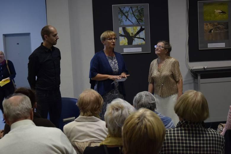 Spotkanie z Wiesławą Maciejak w Miejskiej Bibliotece Publicznej odbyło się we wtorek, 25 września. Spotkanie promowało najnowszą powieść skierniewiczanki,