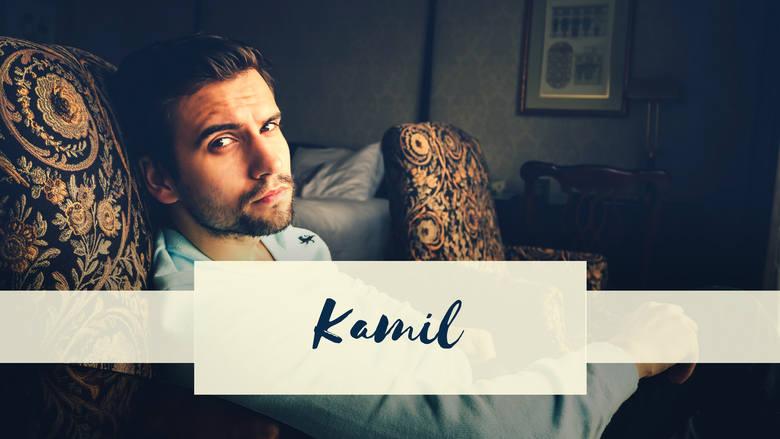 Kamil, czy raczej Kamila (fonetycznie) po bułgarsku znaczy nic innego, jak... wielbłąd.