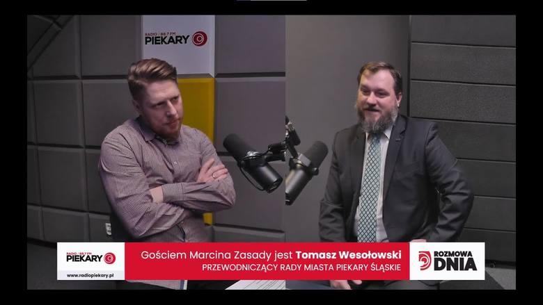 Wesołowski: Bezmięsny poniedziałek do dziś w Piekarach Śląskich. Przed wakacjami zmiana przepisów dotyczących handlu Gość DZ i Radia Piekary