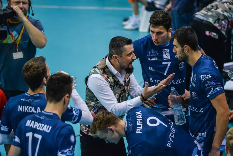 W meczu 5. kolejki Plus Ligi Chemik Bydgoszcz przegrał w Sopocie z Treflem Gdańsk 1:3 (25:23, 17:25, 24:26, 21:25). Tylko w pierwszym secie Chemik zagrał