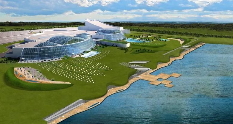 Tak wygląda Park of Poland w Mszczonowie. Największy park wodnej rozrywki w Europie.