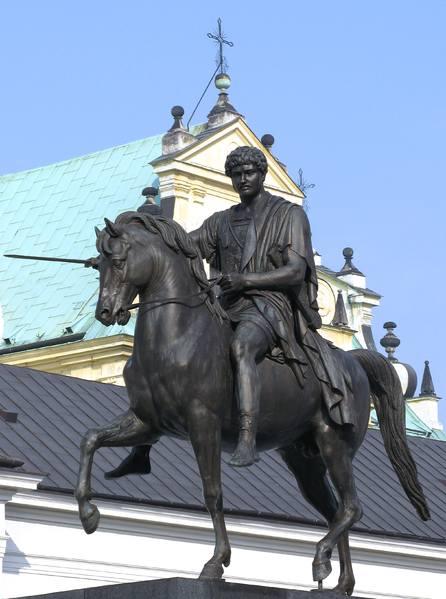 Józef Antoni Poniatowski książę herbu Ciołek (ur. 7 maja 1763 w Wiedniu, zm. 19 października 1813 pod Lipskiem) – polski generał, minister wojny i Wódz