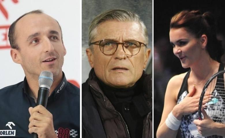 30 znanych postaci sportu związanych z Małopolską. Nie tylko Kubica, Radwańska i Stoch ZDJĘCIA