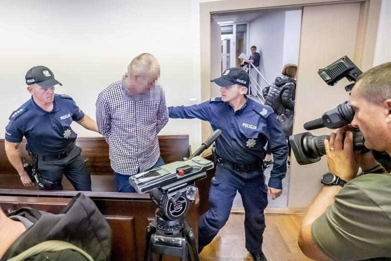 Sąd skazał Zbigniewa P. na 25 lat więzienia za zabójstwo swojego 14-letniego pasierba