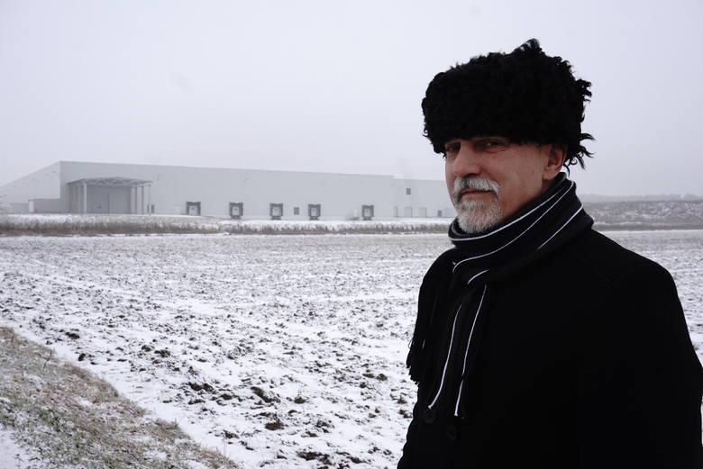 Andrzej Majchrzak, prezes Len