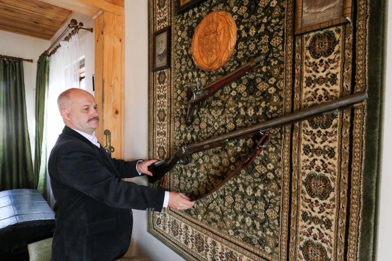 Żeby kupić ten dom, Piotr Horsztyński musiał opowiedzieć historię swojej rodziny.