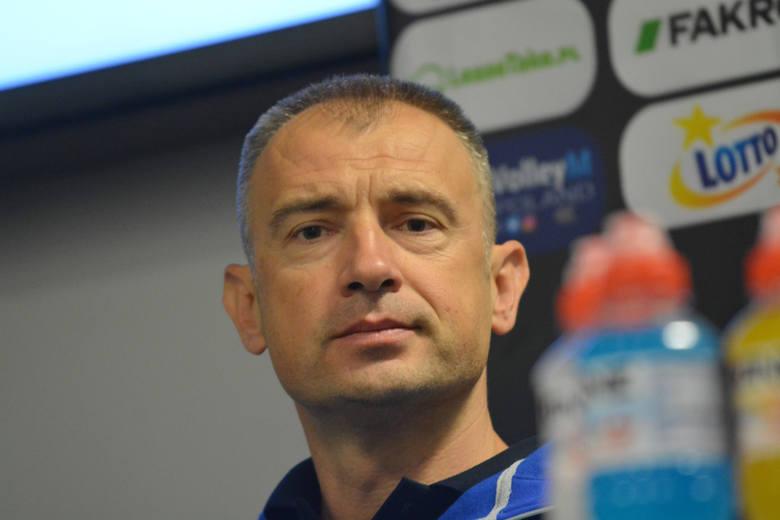 Nikola Grbic to nowy trener Zaksy Kędzierzyn-Koźle.