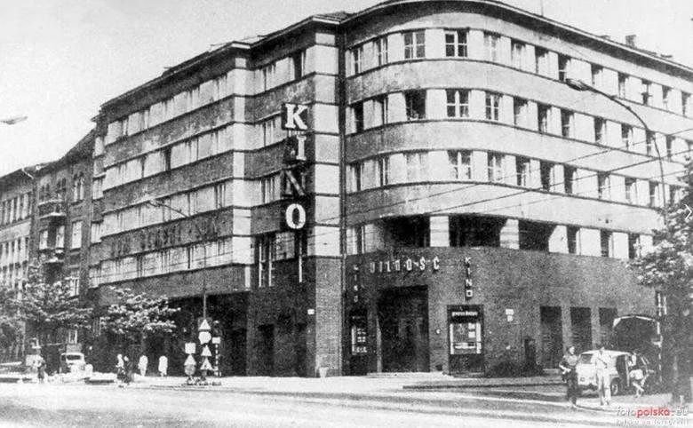 Kino Wolność mieściło się przy ówczesnym placu Wolności, dziś pl. Inwalidów. Zostało zlikwidowane w 1994. Następnie powstał tu klub nocny disco, a obecnie