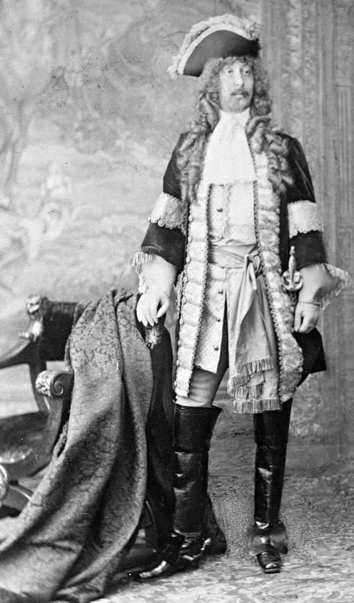 Kawaler Toledo - jeden z bohaterów powieści J. Potockiego.