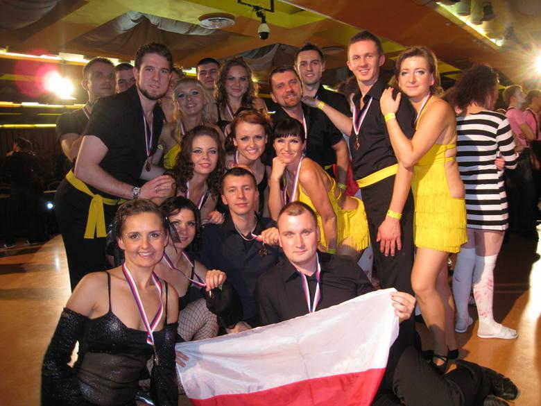 Salsa Fuerte z medalami mistrzostwa świata!