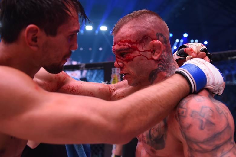Niestety, Gracjan Szadziński nie miał szans w starciu z Marianem Ziółkowskim, który w walce na KSW 48 rozbił zawodnika ze Stargardu. Należy się jednak