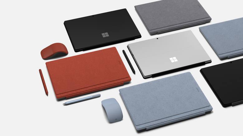 Konferencja Microsoftu: laptopy, hybrydy, bezprzewodowe słuchawki. I nowe, dwuekranowe urządzenia