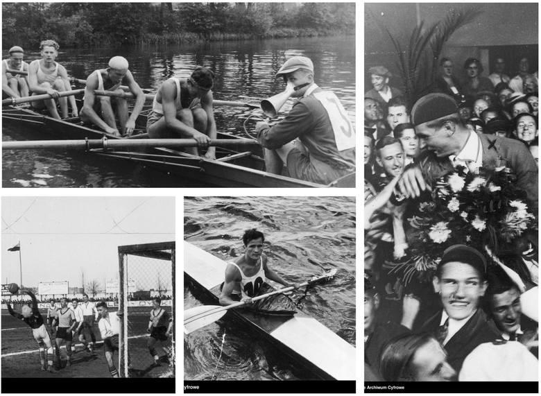 Jaki był bydgoski sport przed II Wojną Światową? Rządziło wioślarstwo, ale nie brakowało także piłki nożnej, lekkoatletyki i sportów motorowych. Zapraszamy