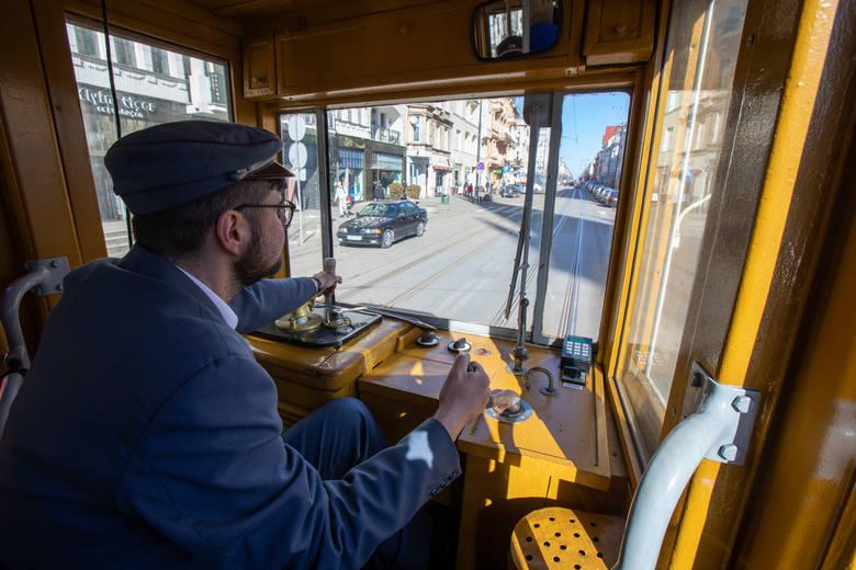 W niedzielę (19 stycznia) na trasę Rycerska - Las Gdański w godz. 10-16 wyjedzie zabytkowy tramwaj