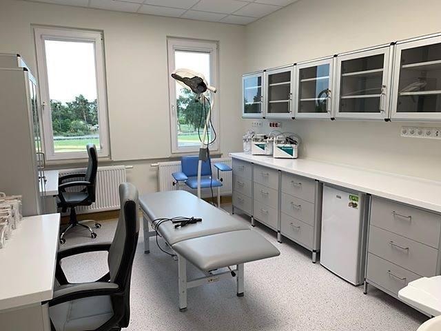 Wyszków. Wyremontowane oddziały w szpitalu w Wyszkowie otwarte dla pacjentów