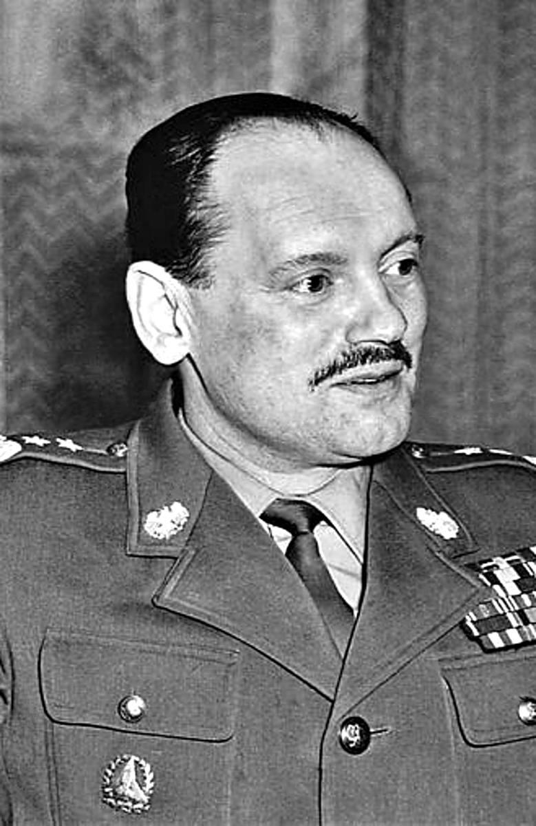 Generał Grzegorz Korczyński (1963 r.)