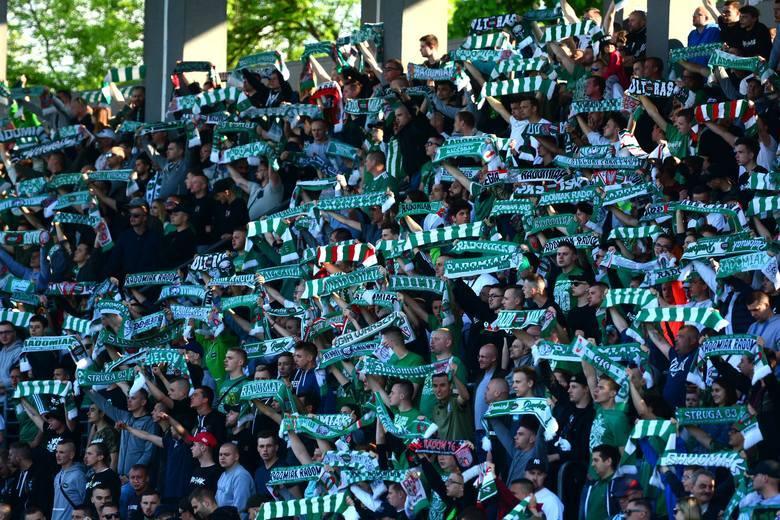 Kibice Radomiaka zobaczą czwartkowy mecz Radomiaka z Wigrami Suwałki.