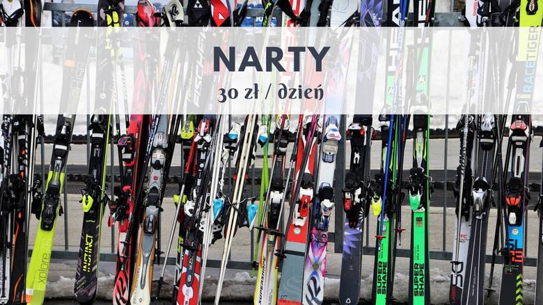 Decydując się na naukę jazdy na nartach zwykle nie inwestujemy w sprzęt. Przed podjęciem takiej decyzji musimy przekonać się, ze ten rodzaj aktywności