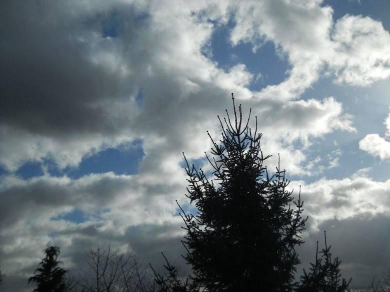 Pogoda na dziś (12.05), woj. kujawsko-pomorskie. Na niebie dużo chmur