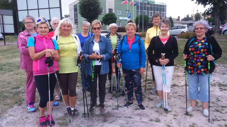 Dzięki zajęciom nordic walking powstało kolejne stowarzyszenie