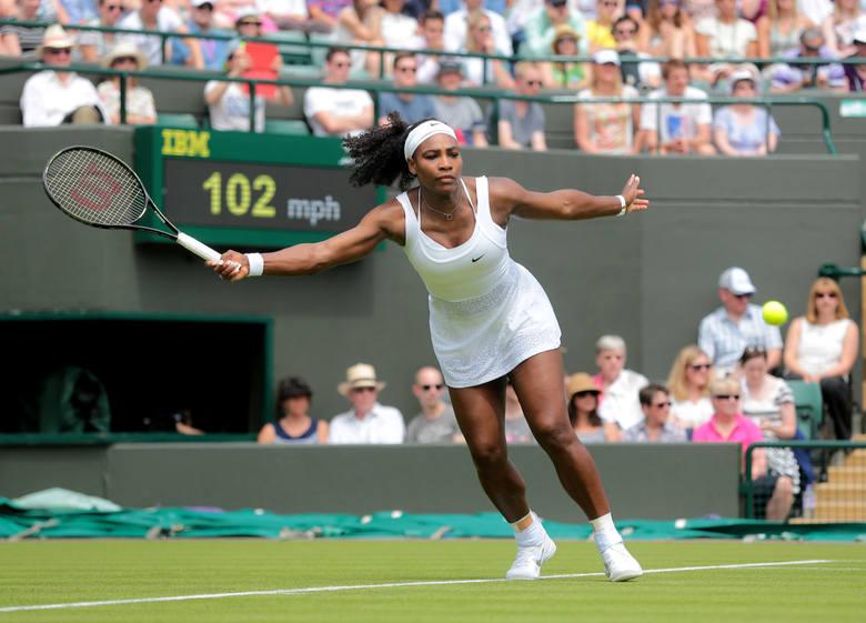 1. Serena Williams (USA, tenis) - 18,1 mln Zobacz także: Memoriał Wiesława Maniaka w Szczecinie