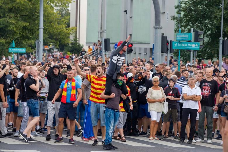 Białystok. Marsz równości 20.07.2019